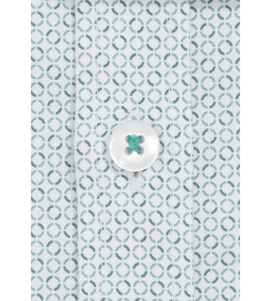 Modisches Print-Hemd ohne Brusttasche 2582-12121-474 detail2