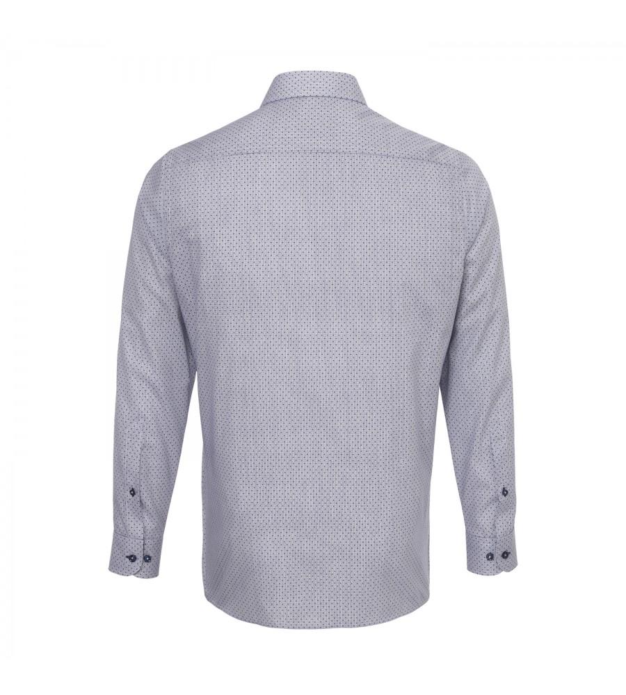 Modisches Print-Hemd ohne Brusttasche 2587-21120-175 02