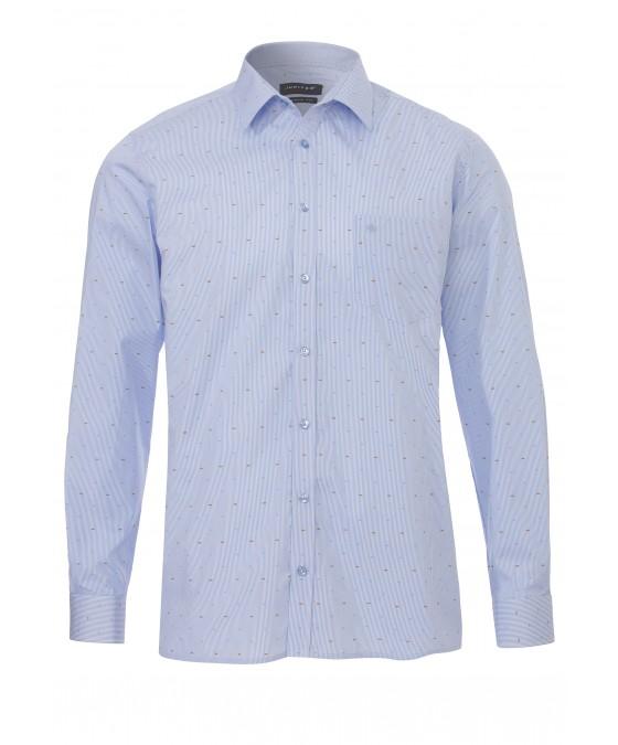 Modisches Hemd mit Brusttasche JC30531-21105-170 front