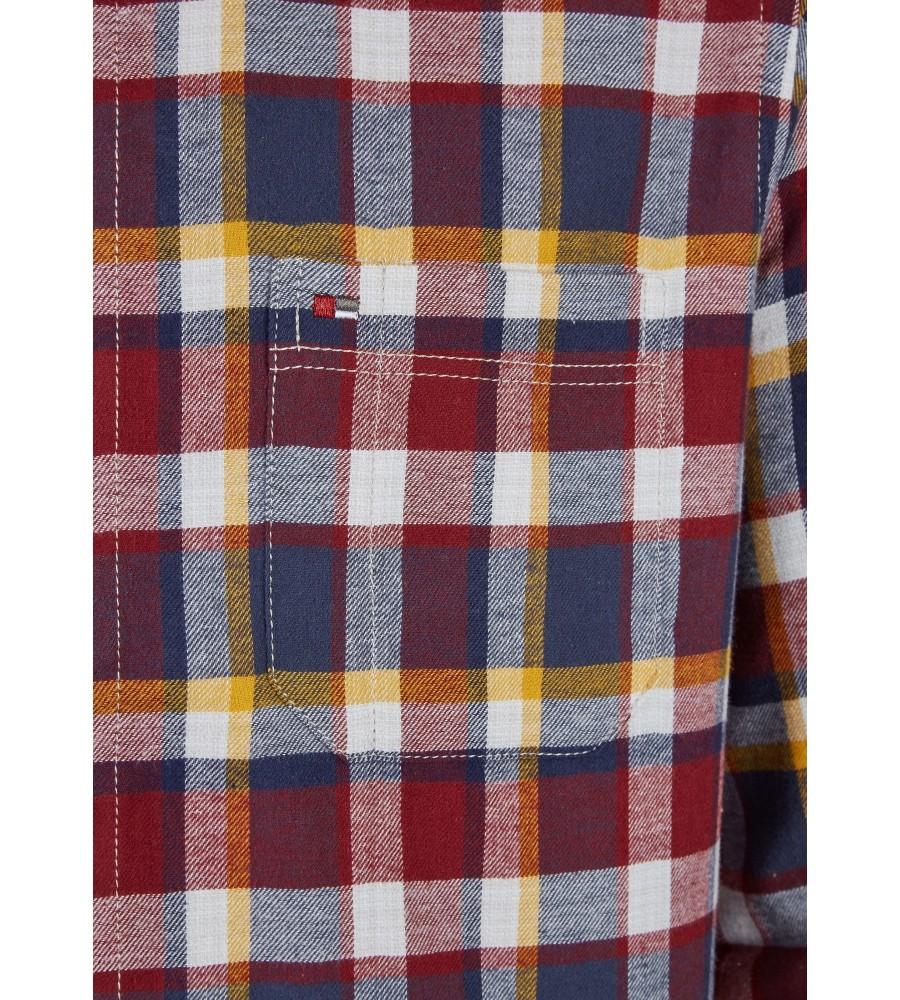 Karohemd Langarm JC80011-11111-357 detail2