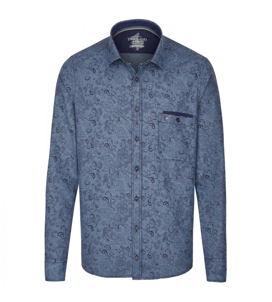 Langarmhemd mit modischem Druck JC80026-41121-177 01