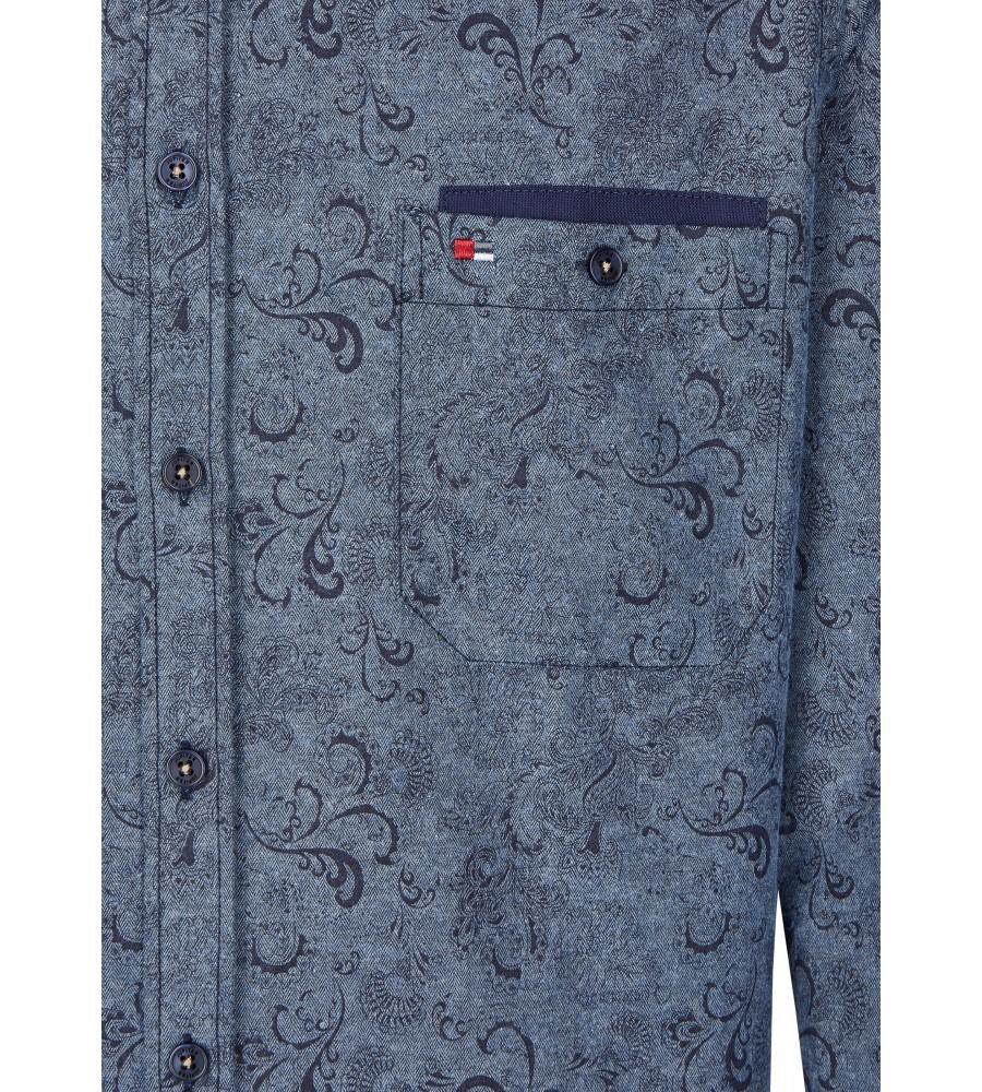 Langarmhemd mit modischem Druck JC80026-41121-177 detail2