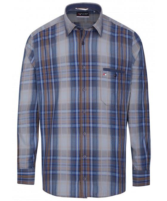 Freizeithemd Langarm JC80047-51111-155 front