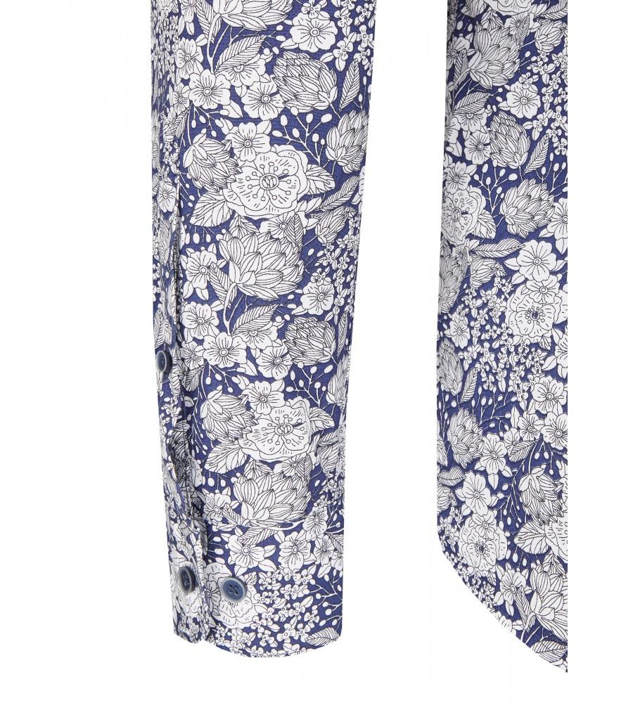 Langarmhemd mit Blumenmuster JC80108-41100-179 detail2