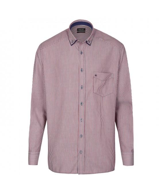 Langarmhemd mit modischen Streifen JC80511-11221-366 01