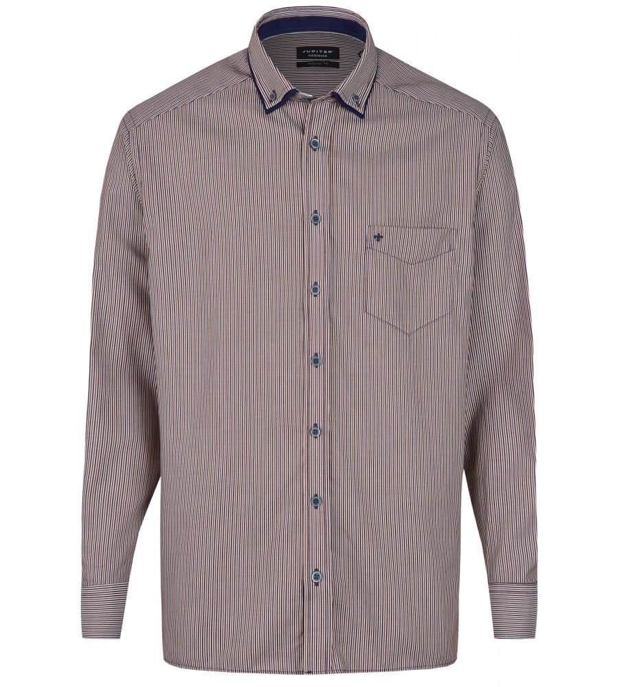 Langarmhemd mit modischen Streifen JC80511-11221-569 front