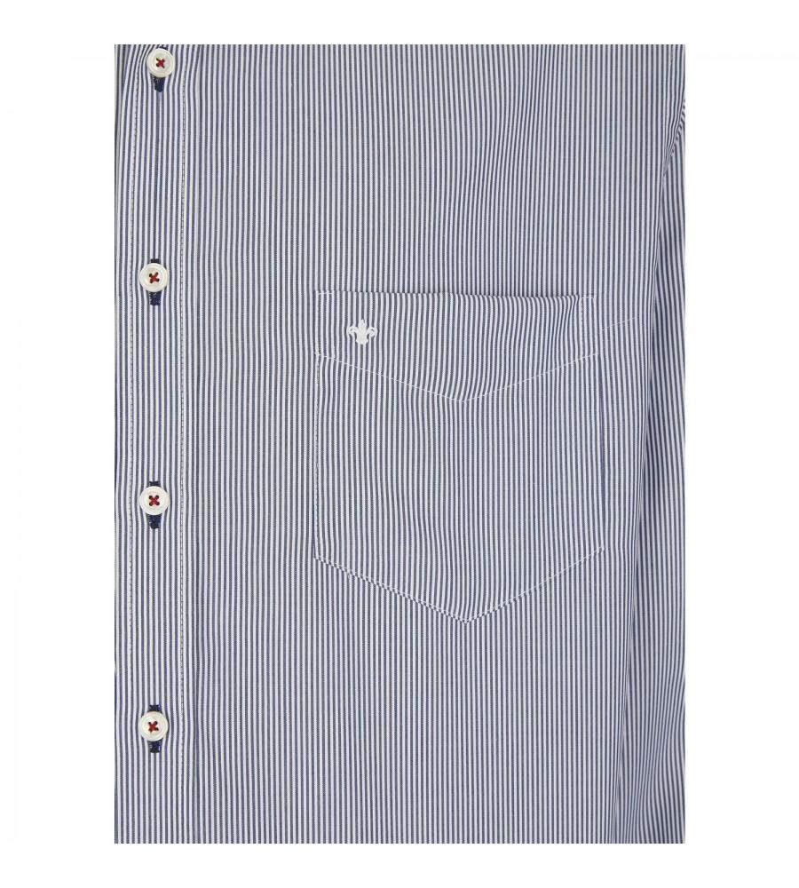 Streifenhemd mit modischem Doppelkragen JC90511-11221-166 04