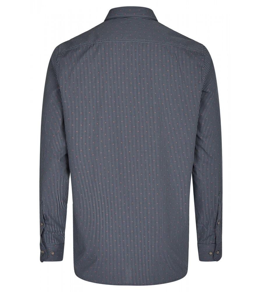 Modisches Streifenhemd JD10013-21221-766 back